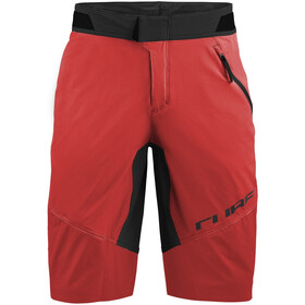 Cube Edge Baggy Shorts Heren, red
